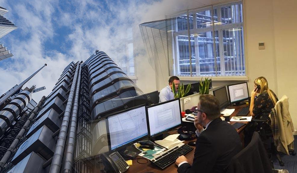 Brunel's London based Office